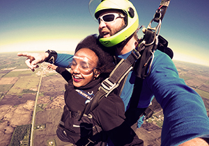 Our Experience | Calgary Skydive
