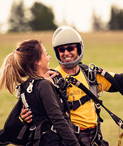 Group Skydiving | Calgary Skydive